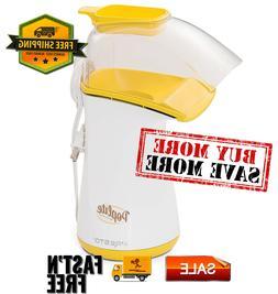 04820 PopLite Hot Air Popper,  not oil, healthier, Popcorn P