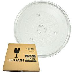 11-1/4 inch Glass Turntable Tray for West Bend 3517203500, E