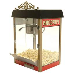 Benchmark 11060 Street Vendor Popcorn Machine, 120V, 1180W,