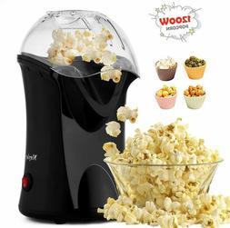 1200w popcorn machine hot air pop popper