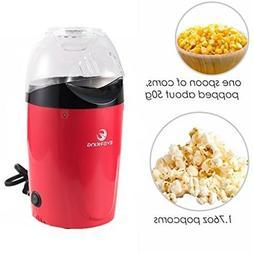 1200W Power Hot Air Popcorn Popper Machine, Electric Popcorn