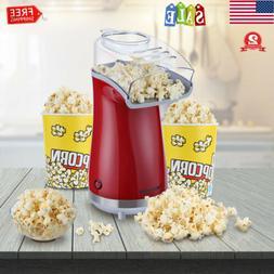 16 Cups Popcorn Maker Machine Hot Air Popper Popcorn Maker w