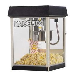 Gold Medal 2404MD 4 oz Midnight Black Fun Pop Popcorn Popper