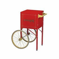2649cr red popcorn cart for model 2404