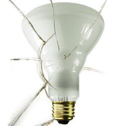Halco 404051 - Shatter Resistant - 65 Watt Light Bulb - BR30