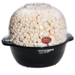 Presto 5204 Orville Redenbacher's Stirring Popper, Black