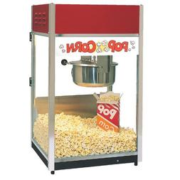 ''Ultra'' 60 Popper Popcorn Machine, 18''W x 16''D x 31''H,