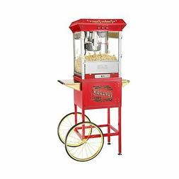 6040 Great Northern Pasadena Popcorn Popper Machine with Car