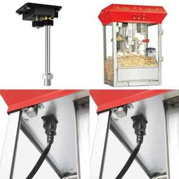 6100 Great Northern Popcorn RED Countertop Foundation Popper