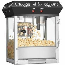 6111 Great Northern Popcorn Black Foundation Top Popper Mach
