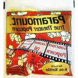 6oz - Case of 24 Individual 6 Ounce Popcorn Portion Packets