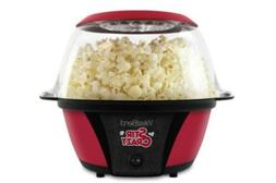 WEST BEND 6QT STIR CRAZY ELECTRIC STIRRING POPCORN POPPER MA