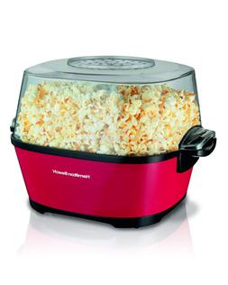 Hamilton Beach 804067325546 Popcorn Popper-Hot Oil , 1, Red