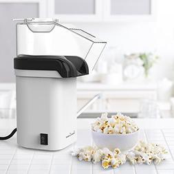 Classic Cuisine 82-KIT1033 Hot Air Popcorn Machine White