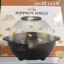 West Bend 82306 Stir Crazy 6-Quart Electric Popcorn Popper 1