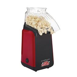 West Bend 82418R Air Crazy Hot Air Popcorn Popper Pops Up To