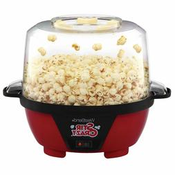 82505 stir crazy electric hot oil popcorn
