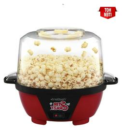 West Bend 82505 Stir Crazy Electric Hot Oil Popcorn Popper M