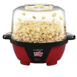 West Bend 82505 Stir Crazy Electric Hot Oil Popcorn Popper M