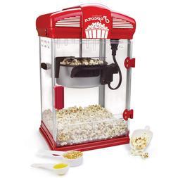82515 hot oil theater style popcorn popper