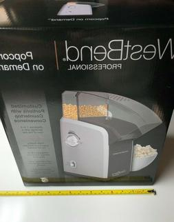 West Bend 82701 Popcorn on Demand, Silver