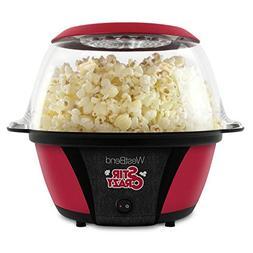 West Bend 82707QVCR Stir Crazy Electric Hot Oil Popcorn Popp