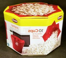 Chef'n PopTop Microwave Popcorn Popper