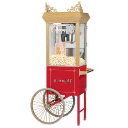 Gold Medal 2660GT 120240 Popcorn Machine, 6-oz EZ Kleen Kett