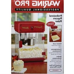 Waring Pro Professional Popcorn Maker, Make 8 Cups Fast