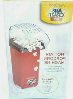 West Bend Air Crazy Mini Popcorn Machine