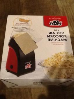West Bend Air Crazy popcorn Popper Model 82418R Red