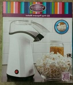 Nostalgia Electrics Air Pop Hot Air Popcorn Popper Machine,