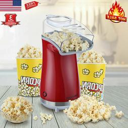 Air pop Popcorn Corn Maker Machine Home Party Film Snack Kit