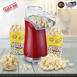 Air-Pop Popcorn Maker Electric Popcorn Machine +Measuring Cu