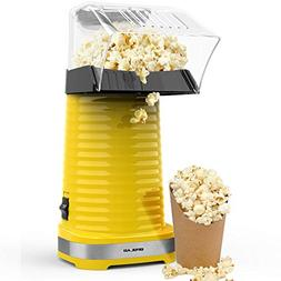 OPOLAR Hot Air Popcorn Popper Electric Machine, Fast Popcorn
