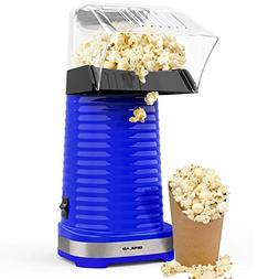 OPOLAR Hot Air Popcorn Popper Electric Machine, Fast Popcorn
