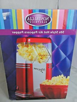 Hot Air Popcorn Popper Maker Machine Kitchen Countertop Appl