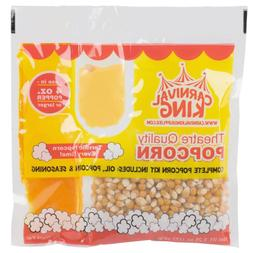 Carnival King All-In-One Popcorn Kit ~ For Use In Poppers 4