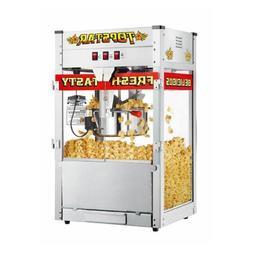 Bar Style Popcorn Popper Machine Corn Popper Heavy Duty Quie