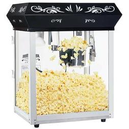 Great Northern Popcorn Black Foundation Popcorn Popper Machi