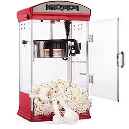 Carnus Home Popcorn Machine | Features Popcorn Maker with Po