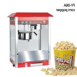 Classic <font><b>popcorn</b></font> machine FY-06A 110v 220v