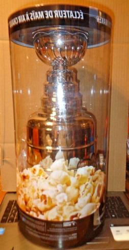 Collectible Popcorn Popper Maker Detailed Replica NHL Stanle