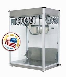 Commercial 16 oz Popcorn Machine Theater Popper Maker Parago