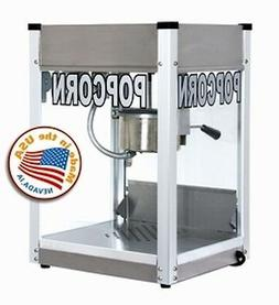 Commercial 4 oz Popcorn Machine Theater Popper Maker Paragon