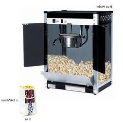 Paragon Contempo Pop 4 Ounce Popcorn Machine for Professiona