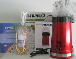 CUISINART CPM-100MR EASYPOP HOT AIR POPCORN MAKER - DISCOVER