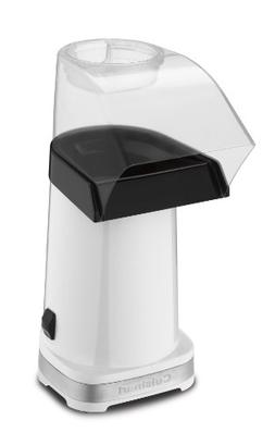 Cuisinart CPM-100W EasyPop Hot Air Popcorn Maker White Free