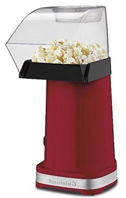 CPM100 EasyPop Hot Air Popcorn Maker Red Corn Popper Roaster