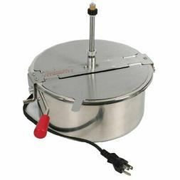 Durable Popcorn Popper Machine Kettle Replacement  4084 TOPS